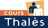 Stages de pré rentrée en 1e S - Cours Thalès